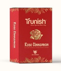 Rose cinnamon Soap