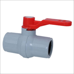 Long Handle PVC Ball Valve