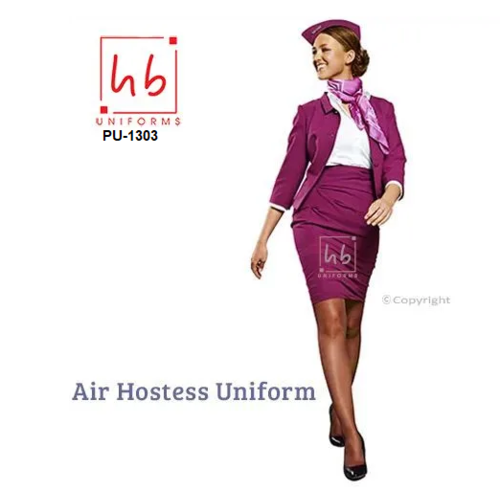 Air Hostess Uniform