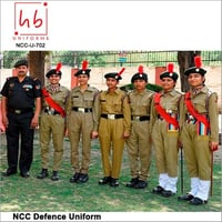 NCC Defence Uniform