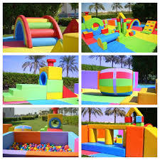 Soft play gym