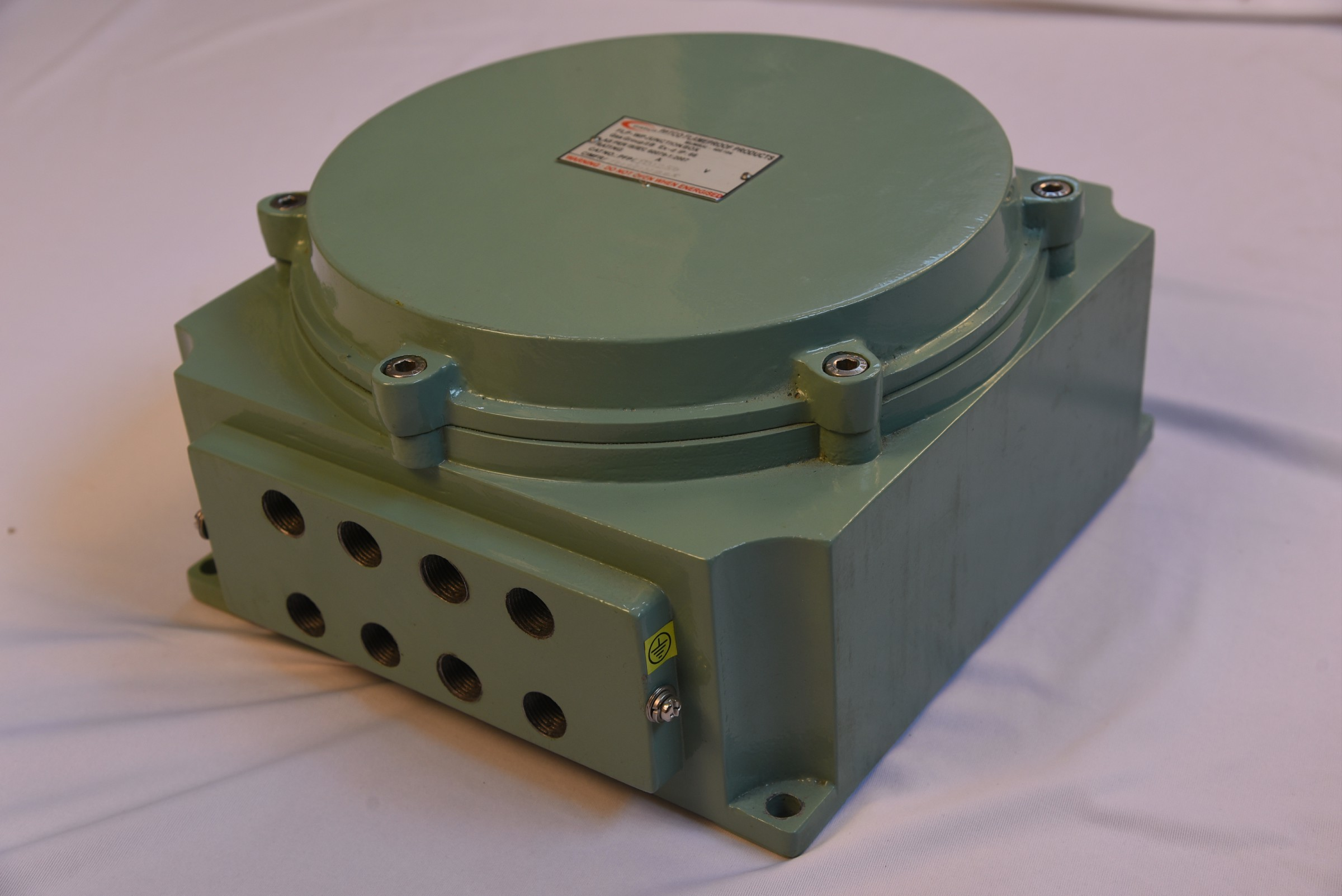 350 X 350 mm Flameproof Junction Box