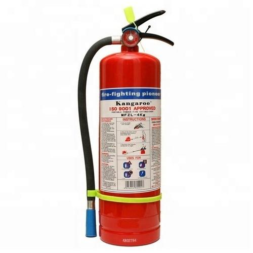 ABC FIRE EXTINGUISHER LABCARE