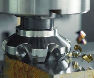 FACE MILLING CARBIDE INSERTS