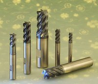 Solid Carbide End Mill Cutters