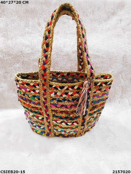Eco-friendly cotton jute bags