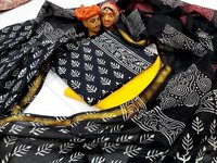 Hand Block Print Cotton Suits