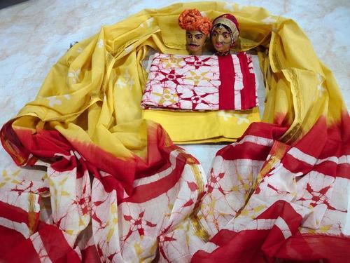 Cotton Bagru Print Suits