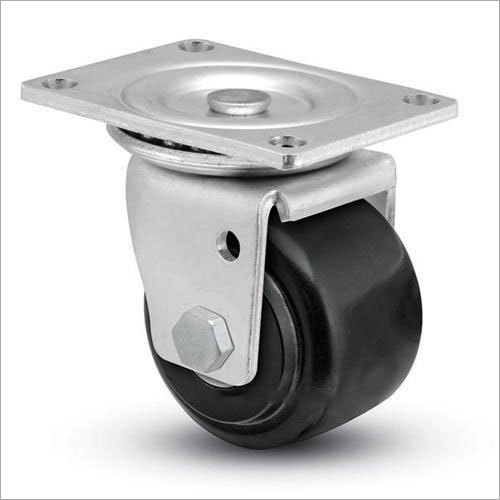 Plate Mounted Caster