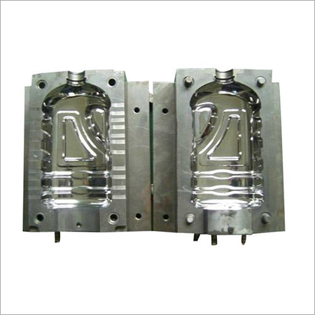 Plastic Pet Bottle Blow Mould
