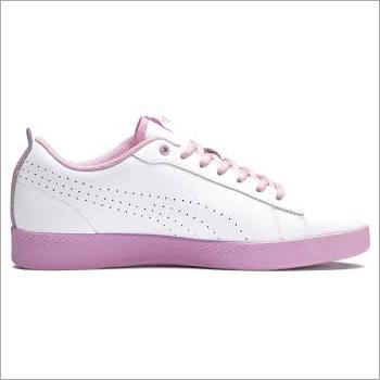 Womens Puma Smash V2 Perf Sneakers