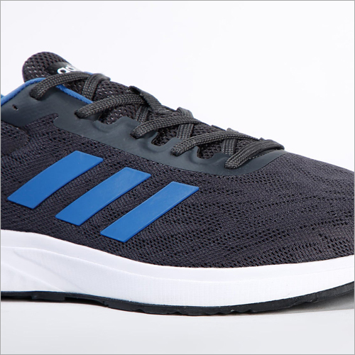 Adidas Mesh Panelled Lace-Up Sports Shoes