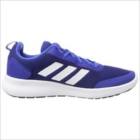 Mens Adidas Elements Blue Race Running Shoes