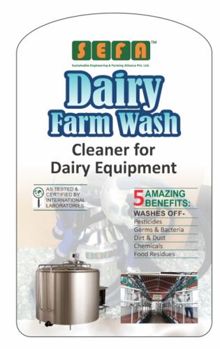 Dairy Farm Wash