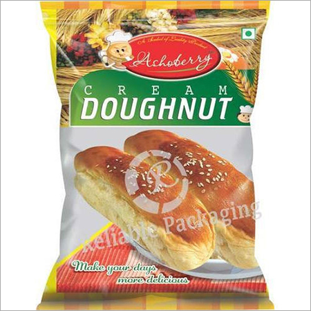 Doughnut Polyester Packaging Pouch