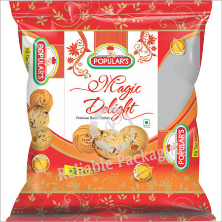 Cookies Printed Packaging Pouch