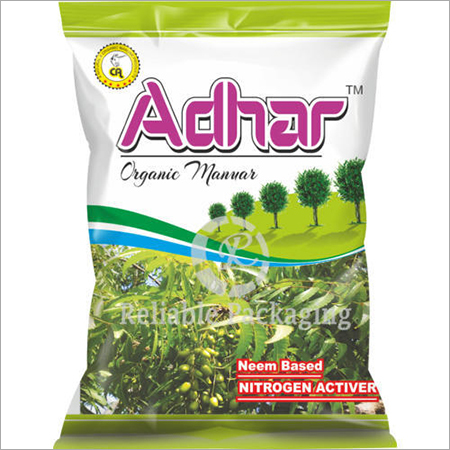 Organic Fertilizer Packaging Pouch