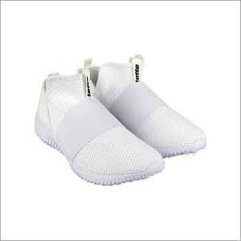 Mens Lotto White Helix Walking Shoes