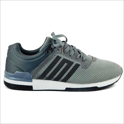 Men Grey Calcetto Pacific Running Shoes