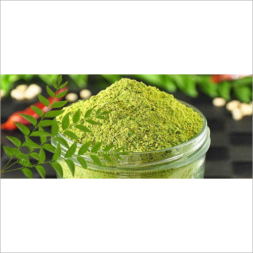 Natural Curry Leaves Powder