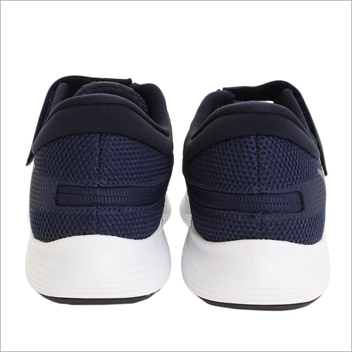 Nike Revolution 4 Flyease Blue Running Shoes