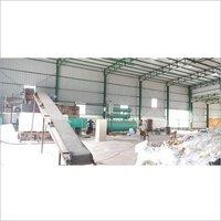 Double Shaft Maxin India Heavy Duty Industrial Plastic Shredder, 40 Hp
