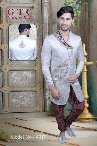 4019 EXCLUSIVE & WEDDING SHERWANI