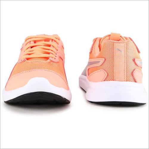 Women Puma Escaper Bright Peach Running Shoes