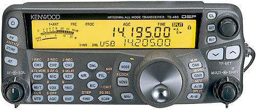 KENWOOD Base Station TS-480