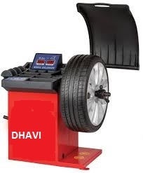 Wheel Balancer and Straightener