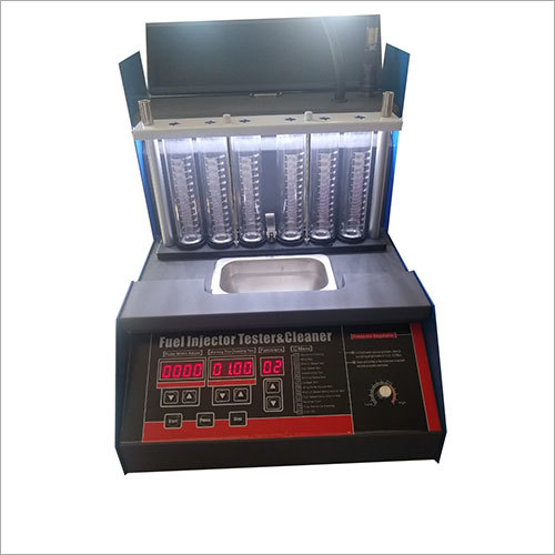 Fuel Injector Cleaner And Tester