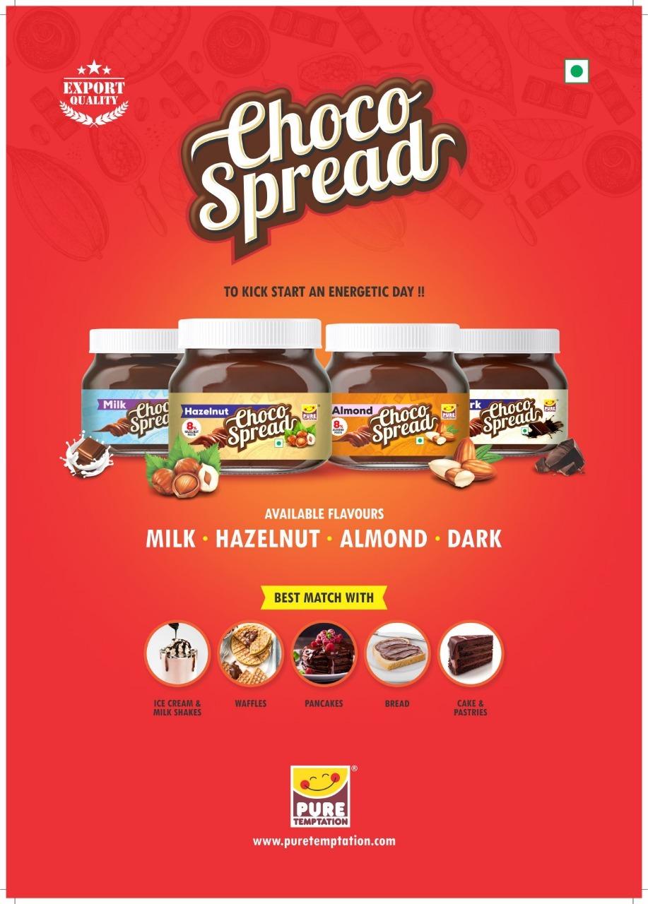 Almond Chocolate Spread