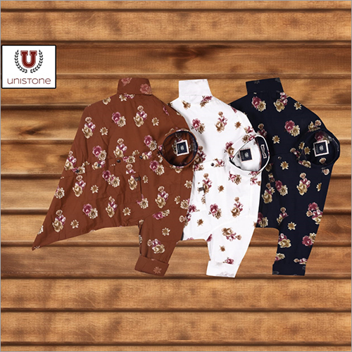 Men Floral Printed Shirts