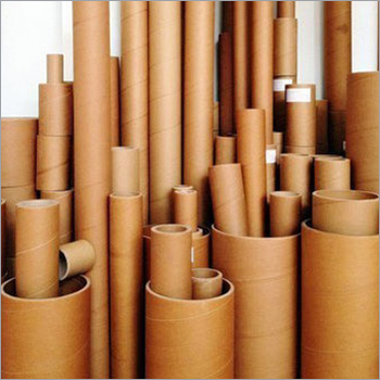 Brown Paper Tube