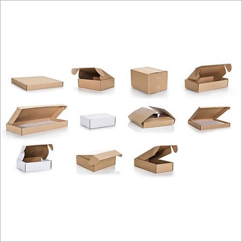 Die Cut Corrugated Box