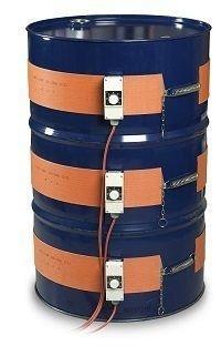 Silicone Drum Heater (0-120 deg.C)
