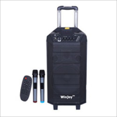 10 Inch Woofer Speaker Trolley