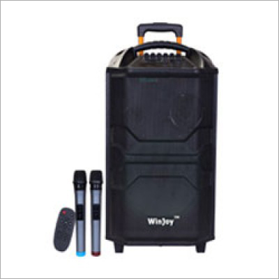 12 Inch Woofer Speaker Trolley