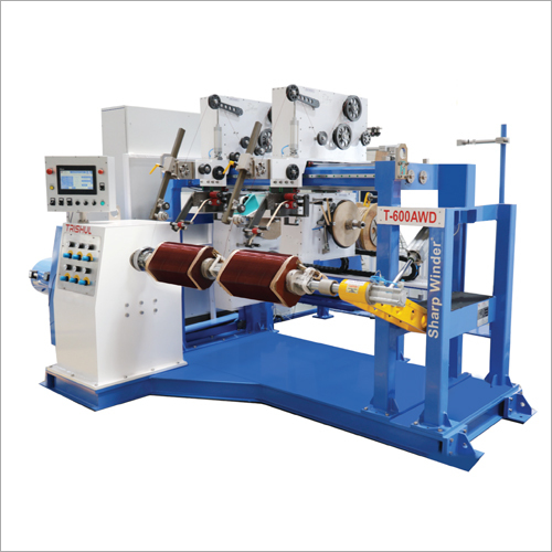 AW Series HV Coil Winding Machine