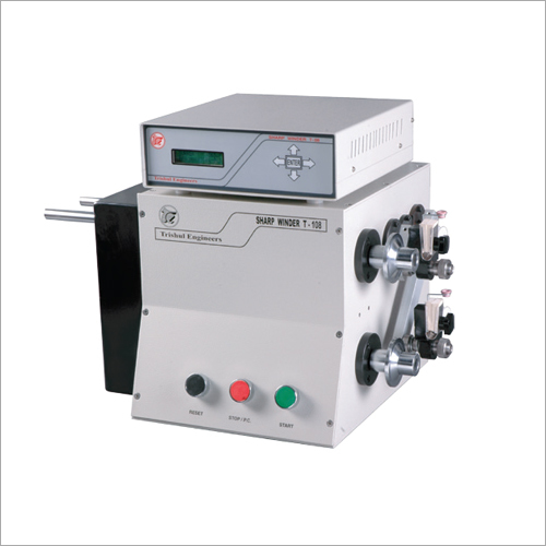 Linear Coil Winding Machine