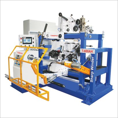 High Speed Automatic Hv Coil Winding Machine T-600 Ah