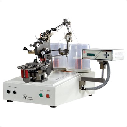 Toroidal Coil Winding Machine Power Source: Electric