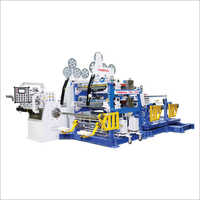 300-1200mm Programmable Foil Winding Machine