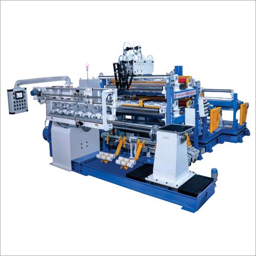 Automatic 875-1100Mm Programmable Foil Winding Machine