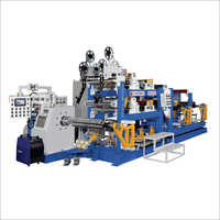 200-600mm Programmable Foil Winding Machine