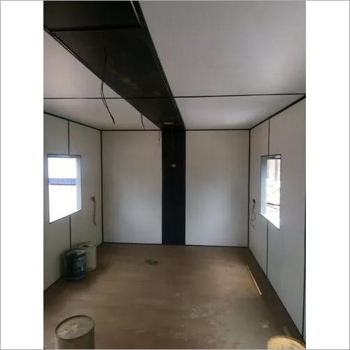 Steel Prefab PUF Cabin