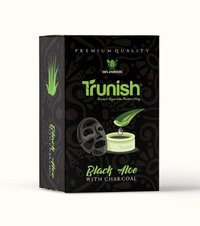 Ayurvedic Black Aloe Soap (charcoal soap)