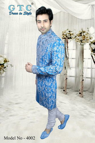 4002 EXCLUSIVE & WEDDING SHERWANI