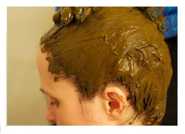 Henna Hair Color Black