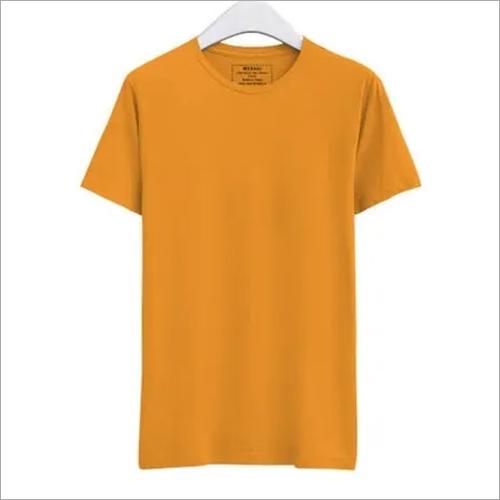 Multicolor Plain T Shirt, Use And Throw T Shirt, Customized T Shirt, Hosiery T Shirt,